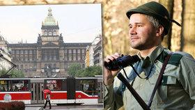 """Myslivci vytáhnou kvůli zbraním na Václavák.  """"Teroristé se směrnici EU smějí"""""""