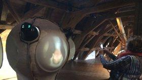 Interaktivní výstava v Malostranské besedě: Magické vikýře zaujmou děti i dospělé