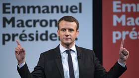 Kandidát na prezidenta Francie platil večírek ve Vegas z eráru. Šetří to policie