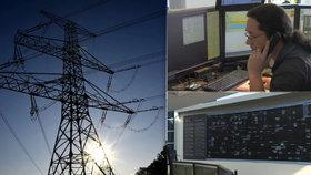 """""""Drama hrozí každou minutu."""" Dispečer odhalil ochranu Česka před blackoutem"""