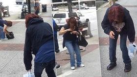 Zombie v ulicích: Ženy po požití drogy nebyly schopny chůze