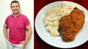 Lidi, co si k obědu dají řízek se salátem, bych nezaměstnal, říká Havlíček ze Jste to, co jíte