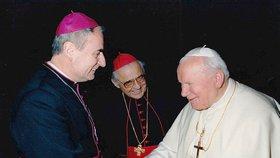 S kardinálem Vlkem (†84) jsme si byli hodně blízcí, vzpomíná biskup z Brna