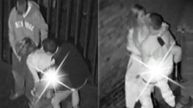 Ulička zakázané rozkoše: Za nechvalně proslulým klubem se souloží ostošest, kamera natočila i trojku