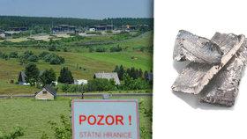 Podzemní poklad za miliardy: Vláda se k těžbě drahocenného lithia moc nemá