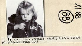 Záhada dívky z koncentráku: V Sokolově pátrají po osudu holčičky z fotografie staré 72 let!