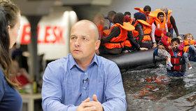"""""""Vylovíme uprchlíky a jsme jako cestovka, pomáháme pašerákům,"""" varuje expert"""