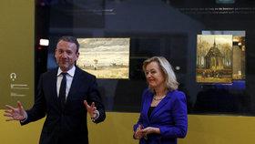 Obrazy za 2,5 miliardy se vrátily do muzea. 14 let ležely na záchodě mafiánského sídla