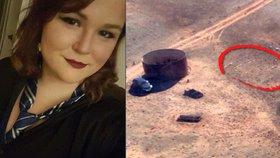 Nechala i posmrtný vzkaz. Amber věřila navigaci, uvízla pět dní v poušti