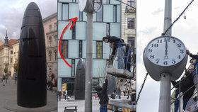 Brněnský Orloj za 12 milionů má konkurenci: Nové hodiny! V Brně konečně budou vědět, kolik je