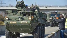 Zpevněte si v Evropě mosty! NATO spolu s EU chtějí zajistit snazší přesun vojáků