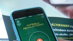Povodeň, otrava, únik plynu: Na katastrofy v Praze občany nově upozorní aplikace Záchranka
