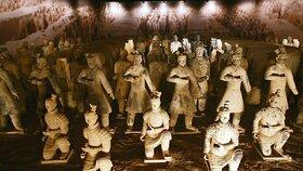 Čínská armáda ´obsadila´ Lucernu