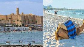 Tunisko vstává z popela: All inclusive u moře za pár kaček!