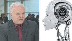 Roboti mají nést právní odpovědnost za své činy, zní z EU. Svoboda: Nesmysl
