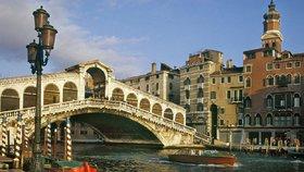 Chlouba Benátek měla explodovat. Útok islamistů na most Rialto zmařila policie