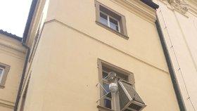 V Praze padl 116 let starý teplotní rekord: V Klementinu naměřili 16,1 stupně