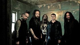 Dredaři z Korn to rozjeli v Praze: Zahráli klasiku nu-metalu a na novinky zapomněli