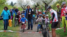 Praha 9 chystá pět závodů pro vášnivé cyklisty. Bike Ranch Cup se vrací