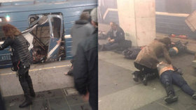 Rusové zabili údajné teroristy z Petrohradu, připravovali prý další útok