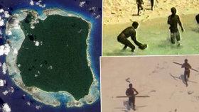 Idylický ráj je nejnepřátelštějším místem planety: Kmen tu žije už 60 tisíc let v izolaci