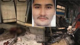 Teror v Petrohradu domluvili přes messenger. Zprávy nejde rozšifrovat