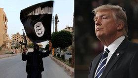 Trump couvá z protimuslimské rétoriky. Teror není o náboženství, řekl Arabům