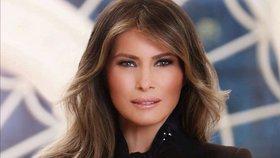 Povedla se retuš první dámy Ameriky? Tohle už je trochu moc!