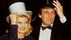 Ivana Trump má práskat na Donalda: Nabídli jí 60 milionů
