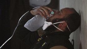 Za chemickým útokem v Sýrii je Asad, tvrdí Francouzi a prý mají důkaz