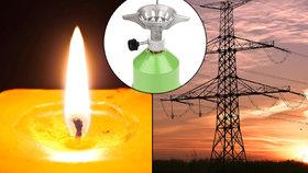 Rozsáhlý blackout zasáhl jižní Moravu, bez proudu byly desetitisíce lidí
