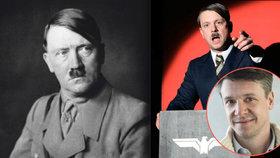 Divadelní Hitler Ondřej Kavan: Seriálové role si nemůžu dovolit odmítat