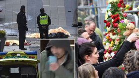Teroristu ze Švédska chtěli deportovat. Zabil i 11letou školačku
