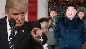 Historická schůzka Trumpa s Kimem už má čas a místo, řekl prezident USA