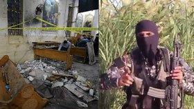Střelba v Egyptě, sedm mrtvých. Policie zmařila další útok na křesťany