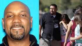 Střelba na základní škole v Kalifornii: Manžel zabil učitelku a chlapce (†8)