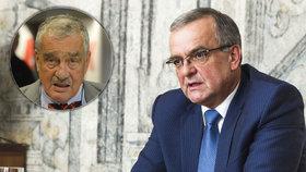 Kalousek přiznal: Se Schwarzenbergem se hádáme, ale je jak můj táta
