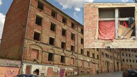 Zchátralé domy mohou zabíjet: Majitelům to je fuk a města nemají na demolice