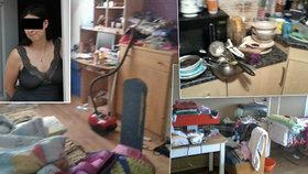 Žena se čtyřmi dětmi žije jen ze sociálních dávek: Vybydlet a jít o dům dál...