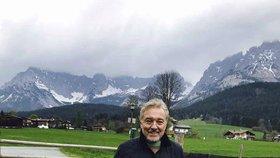 Gott překvapil fanoušky: Velikonoční fotka z Tyrolska je přinutila reagovat!