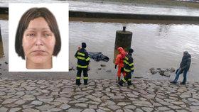 Záhada utopené ženy z Labe: Byla bohatá. Poznáte ji?