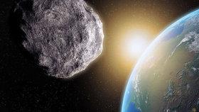 K Zemi se řítí 11 nebezpečných asteroidů, odhalil superpočítač. Kdy dorazí?
