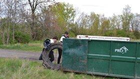 Co s odpadky všeho druhu? V Petrovicích pro něj nachystají kontejnery až do prosince