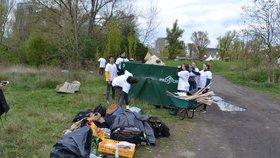 Kontejnery na objemný odpad v Letňanech. Radnice zveřejnila termíny, kdy je přistaví