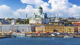 OSN: Nejšťastnější je Finsko, Česko je 21. Zpráva poprvé řeší pocity imigrantů