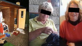 Kdo může za smrt matky s dcerou v sauně? Policie obvinila jednu osobu