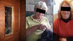 Za smrt matky s dcerou v sauně na Jičínsku padlo obvinění: Kdo je podle policie viník?
