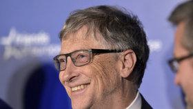 Bill Gates varuje EU před migranty: Přivřete jim dveře a pošlete peníze Africe