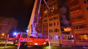 Výbuch v paneláku v Ostravě: 46 evakuovaných, 18 zraněných!