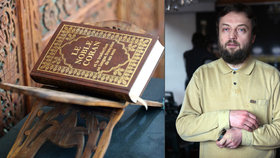 Autor islámské knihy možná skončí za mřížemi. Soud zrušil osvobozující verdikt